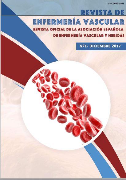 Revista de Enfermería Vascular Nª 1. Diciembre 2017